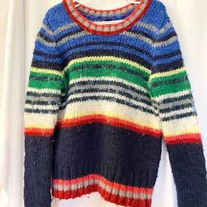 Striped American Eagle sweater!